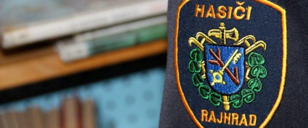 MHJ – hasičský sbor Rajhrad